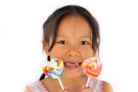 La caries dental en los más pequeños