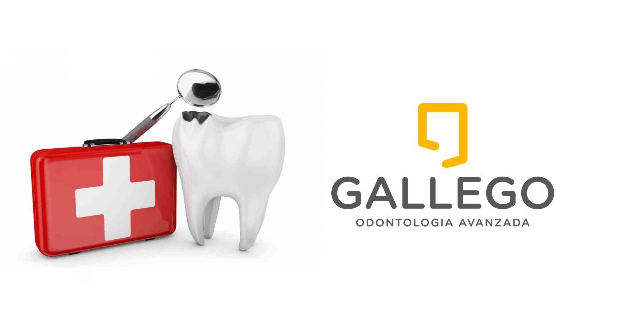 rotura dental en niños